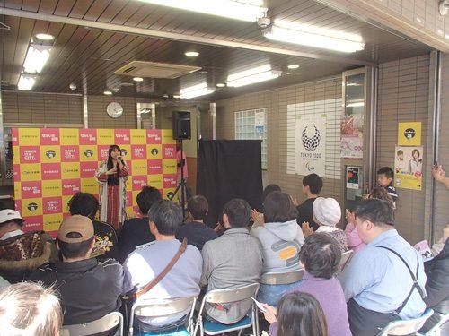 なかいた劇場(GIRLS MUSIC LIVE)